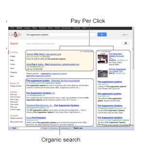 organic search engine optimisation SEO
