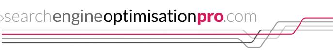 Search Engine Optimisation Pro Logo