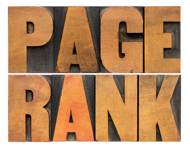 Building up your page rank